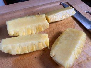 Fresh Pineapple Empanadas