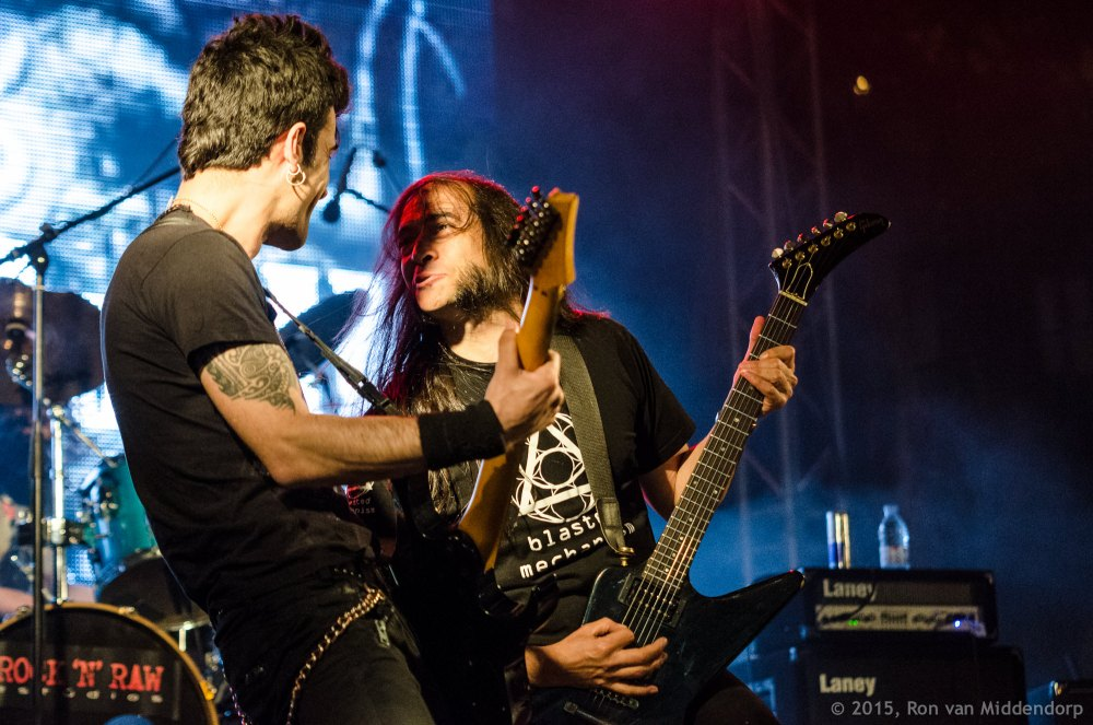 photo: Sacred Sin @ Rock in Amadora 2013