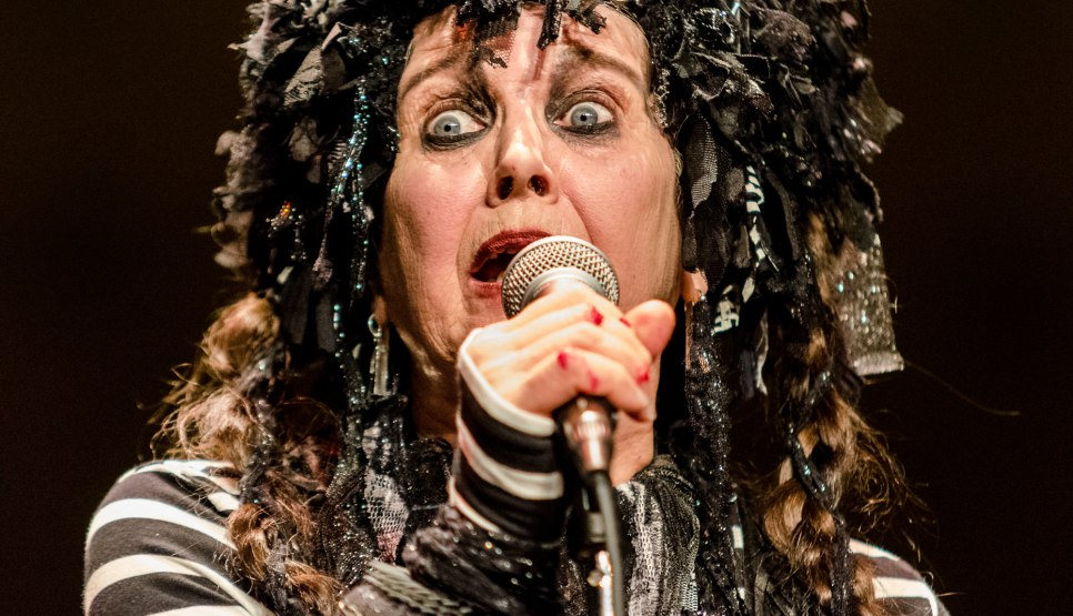 Go to Lene Lovich Band in Amadora