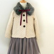 ママまつり ファッションショー チュールスカート ティペット