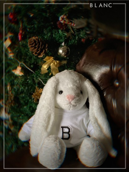 🐰 SUGAR BUNNY - WHITE RABBIT DOLL | 2019 COLLECTION | BLANC COTTAGE