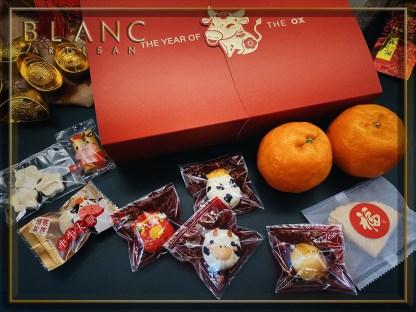 🎁 SNACKS BOX - CHINESE NEW YEAR GOODIES