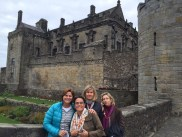 En Stirling Castle