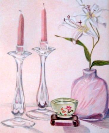 Still Life by Blanche Benton