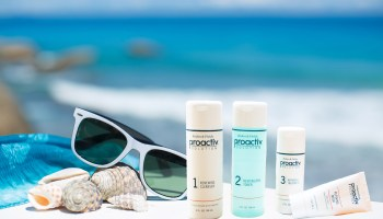 Managing Summer Acne With Proactiv