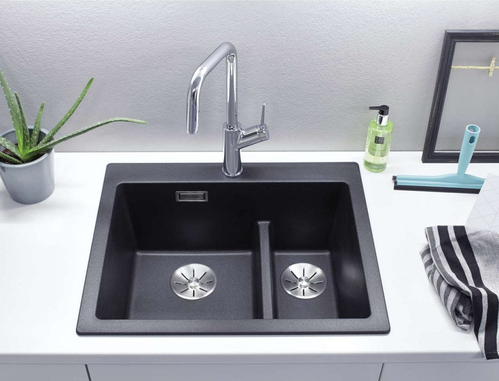 how to choose kitchen sink blanco