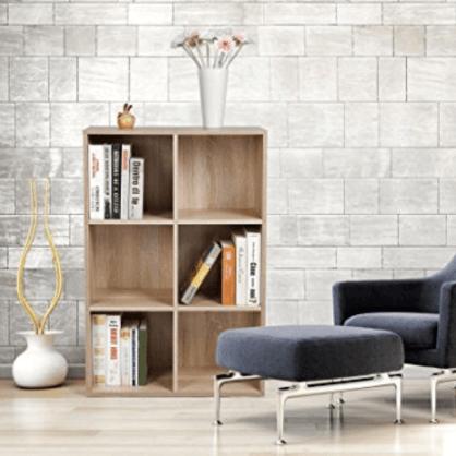 Estantería y muebles de salón baratos