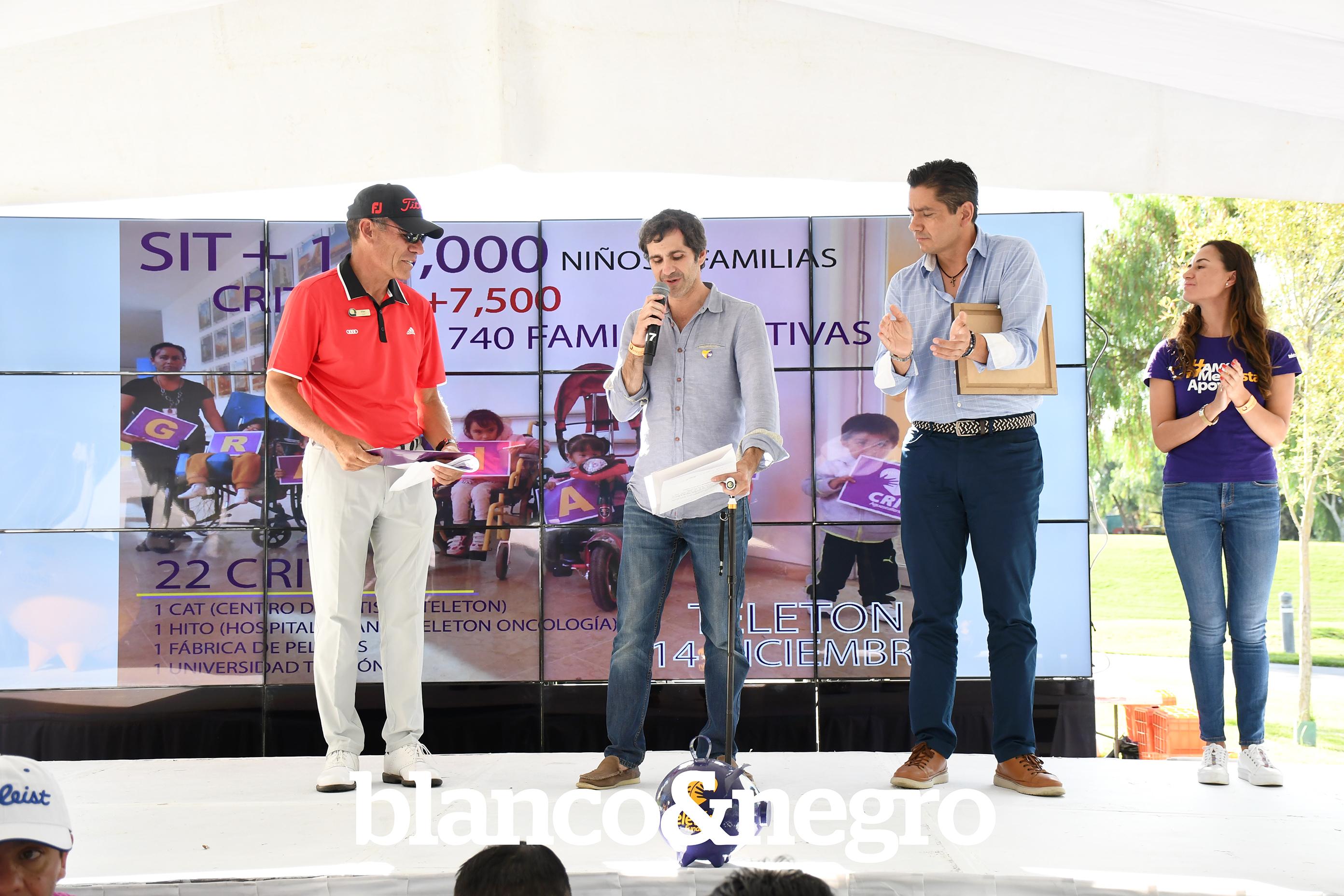 Torneo Golf Teleton 350