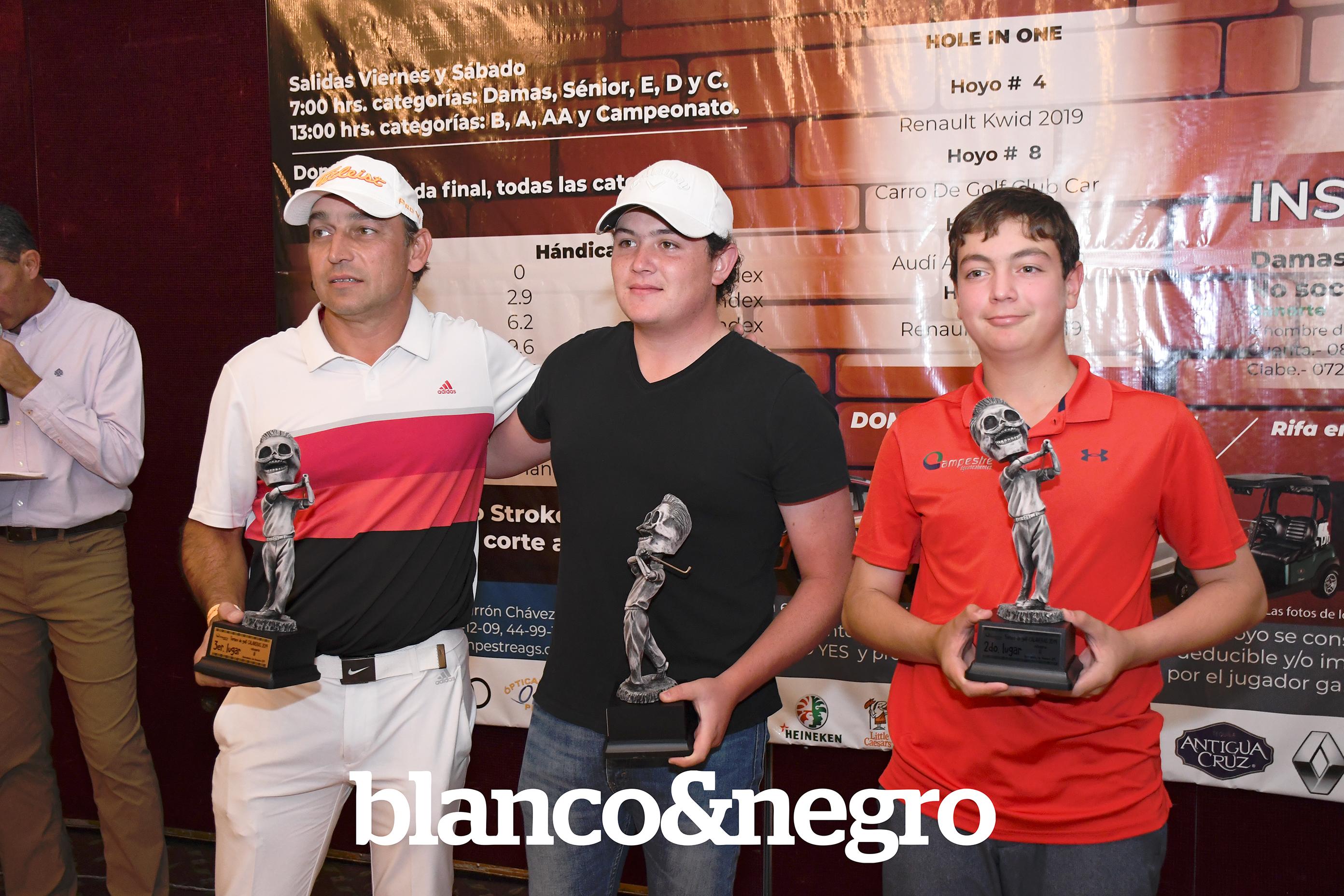 Premiacion Golf C. Campestre 151