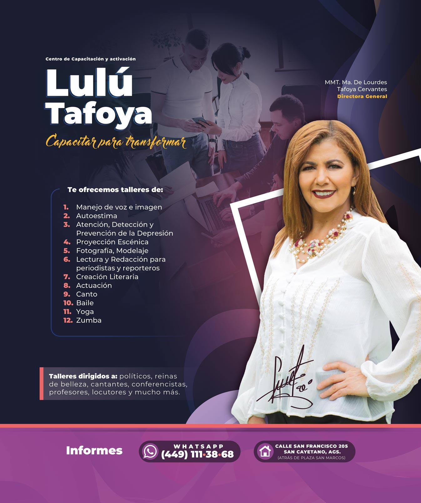 LULU-TAFOYA