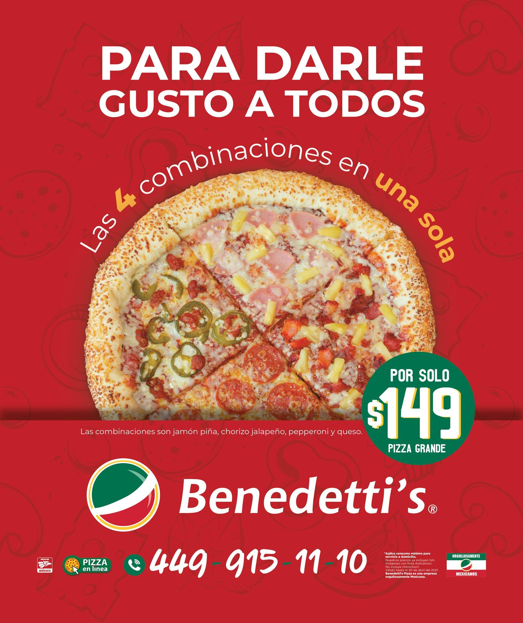 BENEDETTIS_300421