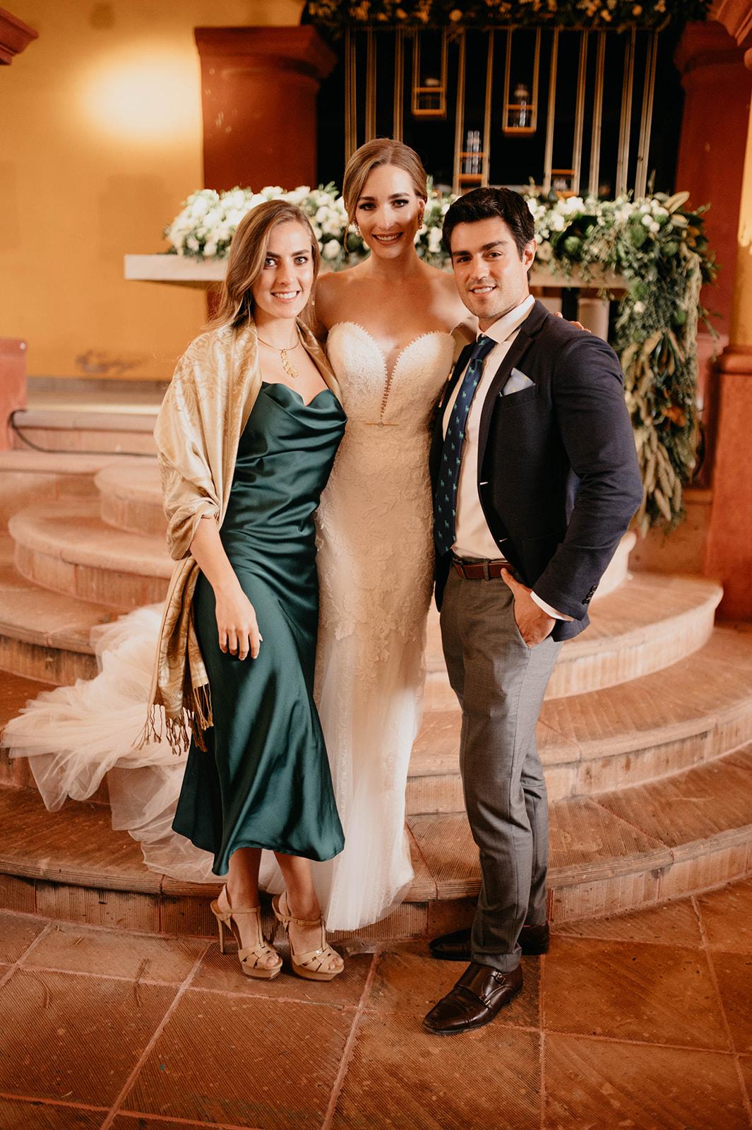 Mayte y Andrés