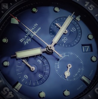 Bathyscaphe Chronographe Ocean Commitment