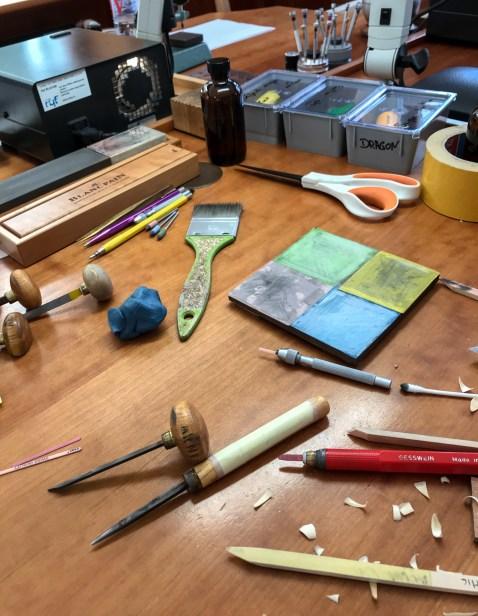 Métiers d'Art workshop