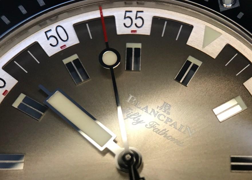 Bathyscaphe Jour Date 70s Ref 5052