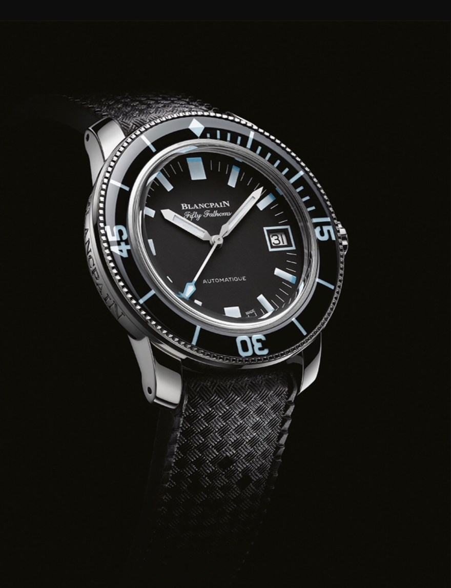 Fifty Fathoms Barakuda Only Watch