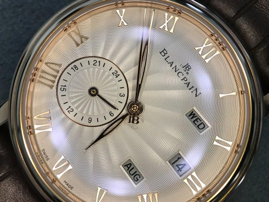 Villeret Quantieme Annuel GMT 6670 3642 55B