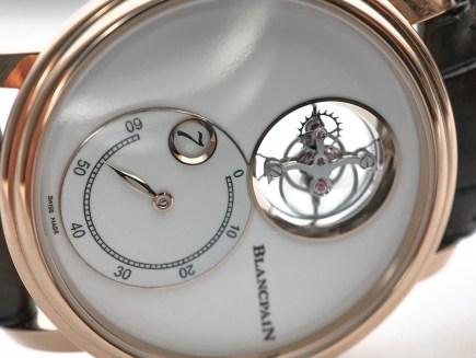 Villeret Tourbillon Volant Heure Sautante Minute Retrograde