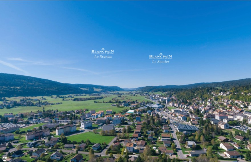 Blancpain Virtual Tour