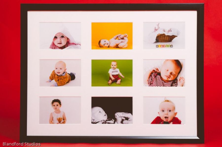 Dorset Portrait Photographer Framed quality images