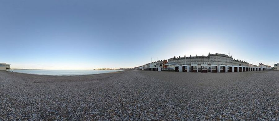 commerical panoramic photography in weymouth