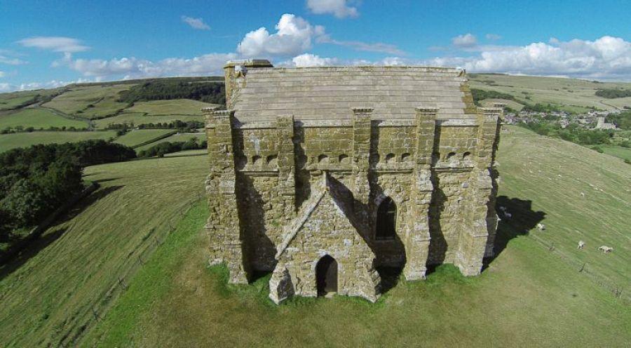 St Catherines Chapel Abbotsbury Dorset