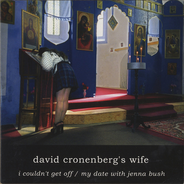 David Cronenberg's Wife - I Couldn't Get Off
