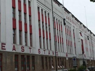 Arsenal old stadium
