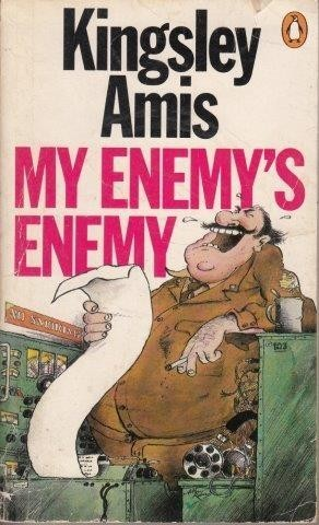 Penguin paperback edition of My Enemy's Enemy, illustration by Arthur Robins