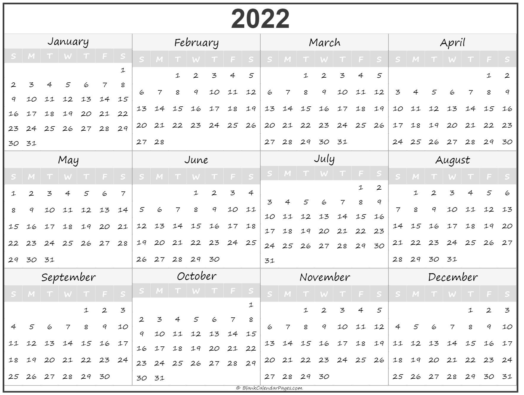 The calendar of events lists these seminars and programs. 2022 year calendar   yearly printable