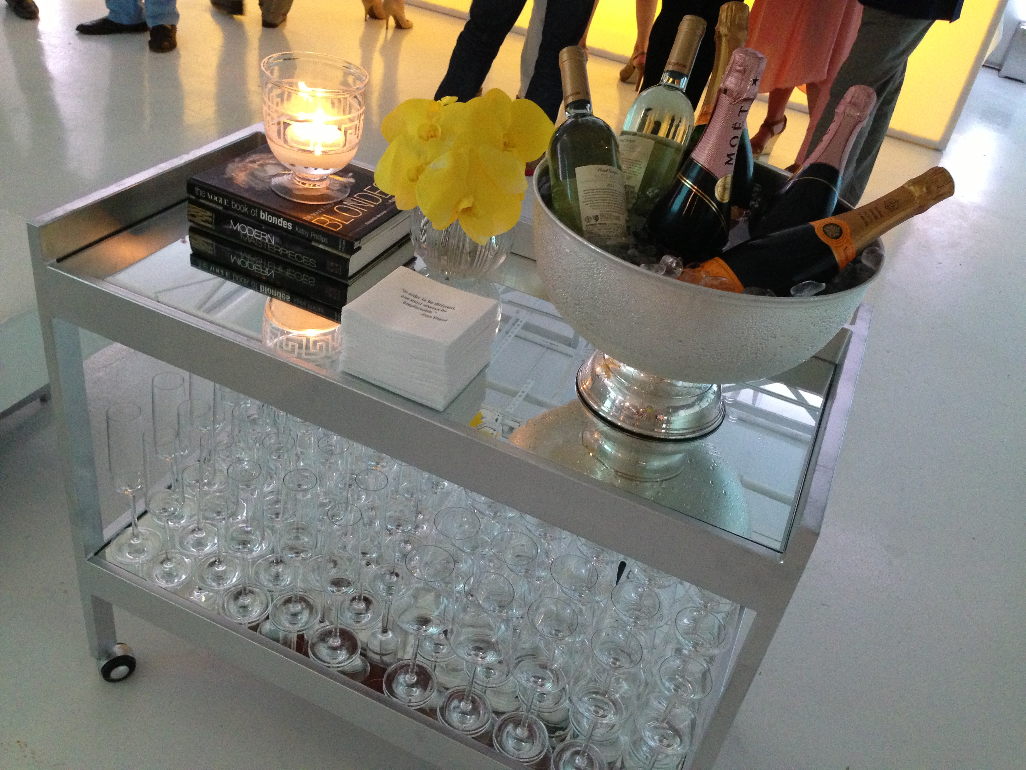 Sewell Lexus Invited Uptown to a Party – Blank Canvas Society