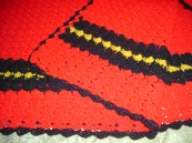 Angry Birds blanket