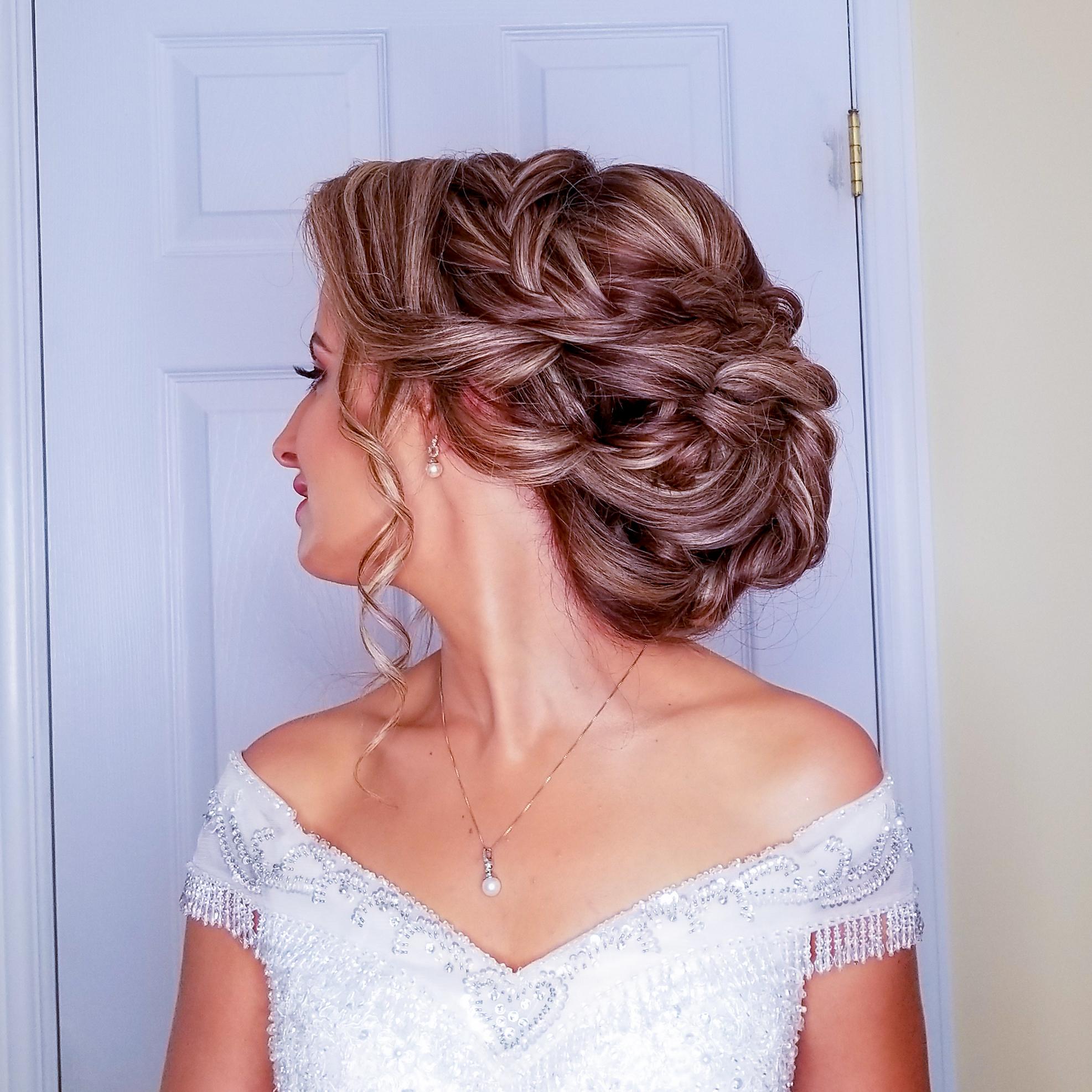 wedding hair montreal laval