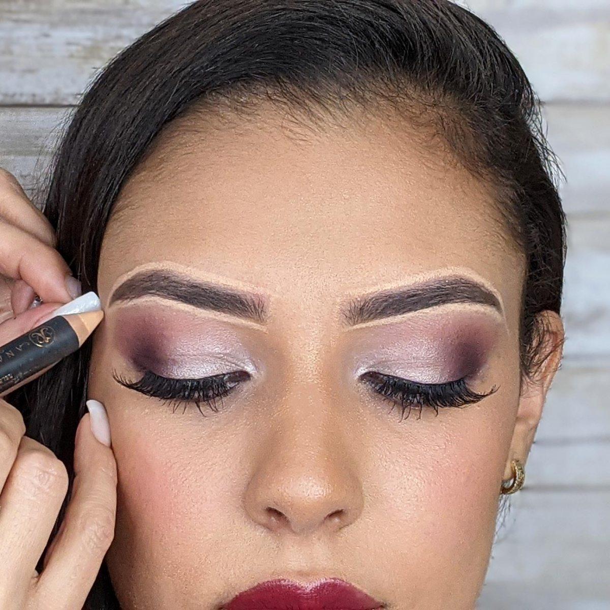 Eye Shadow & Eyebrow online course #2 2