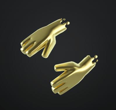 Bite Me Gloves