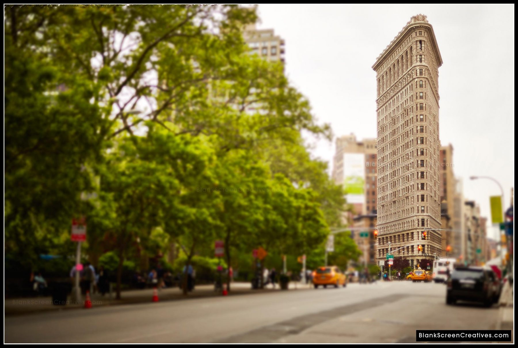 Flatiron Building 5th Avenue