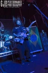 Soulfly - Newcastle Riverside July 2014