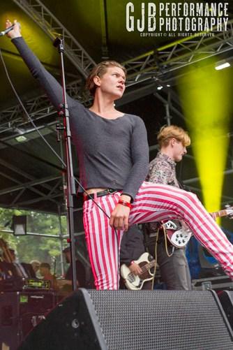 Frankie and the Heartstrings - Split Festival 2014
