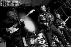 The Sonics - Newcastle UK May 2014