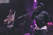 Kojey Radical - Newcastle May 2015