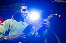 CHON - Newcastle O2 Academy UK - Aug 2015