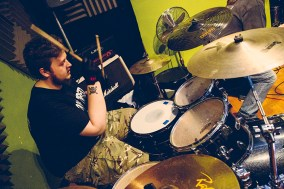 Tombstone Crow 2015 - Rehearsal