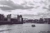 Newcastle upon Tyne - Tyne River