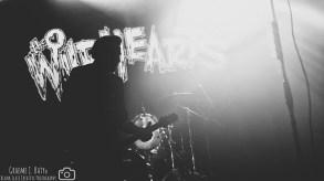 The Wildhearts - Newcastle O2 Academy Sept 2015