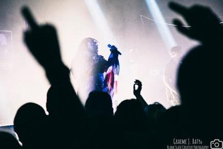 Skindred - Newcastle O2 Academy November 2015