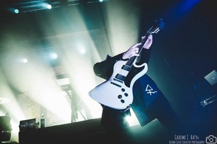 Ghost - Newcastle O2 Academy Dec 2015