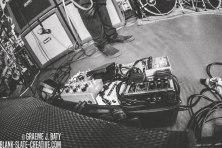 Conan - Newcastle pedalboard jon davis
