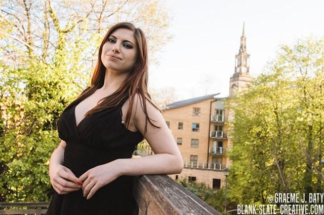 Keira Louise model newcastle fujifilm