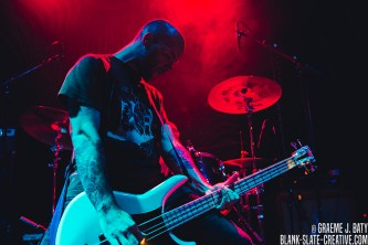 Torche - October 2016 - Newcastle Riverside, England