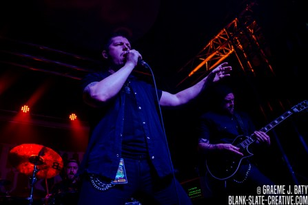 Wearing Scars - January 2017 - Newcastle Cluny
